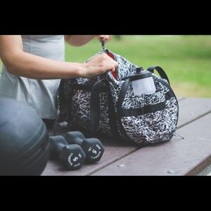 Lululemon Run Ways Duffel Bag